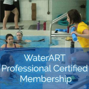 WaterART Professional (WP) Membership