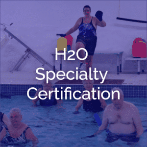 H2O Specialty Certification
