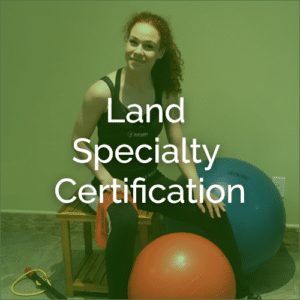 Land Specialty Certification