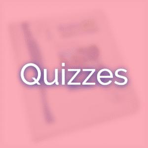 CEC Quizzes