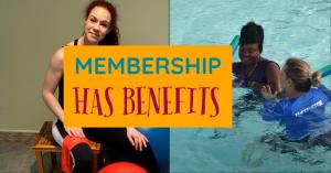 Membership has benefitsPost