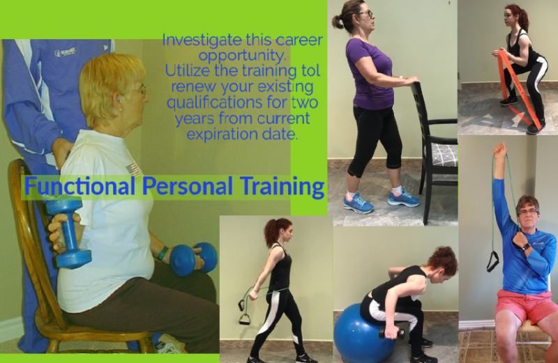 What's New – WaterART Land Personal Trainer?